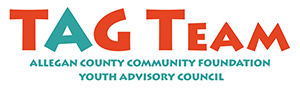 TAG Team - ACCF Youth Advisory Council - Logo