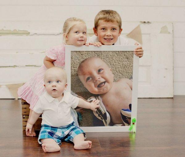 Burd Children Photo