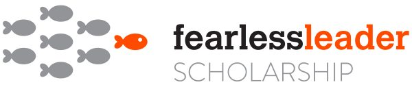 Fearless Leader Scholarship Logo