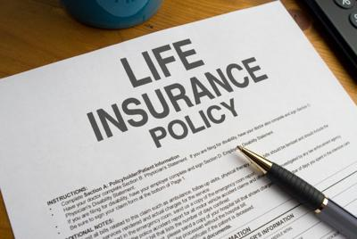 life insurance policy photo