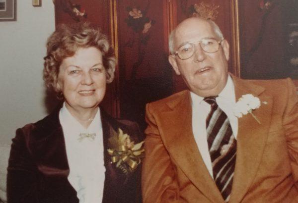 Robert and Ruth Richards