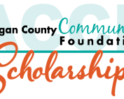 Allegan County Community Foundation Scholarships Logo