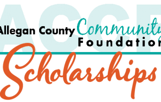 Allegan County Community Foundation Scholarships Logo