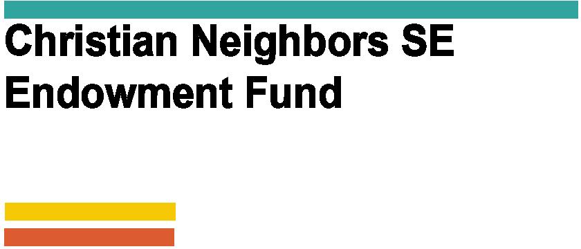 AGENCY - Christian Neighbors SE