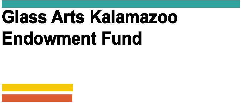 AGENCY - Glass Arts Kalamazoo Endowment Fund