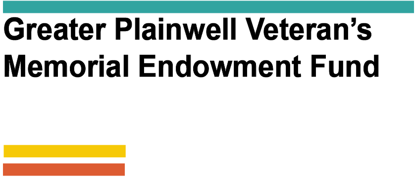 AGENCY - Greater Plainwell Veteran's Memorial Funds