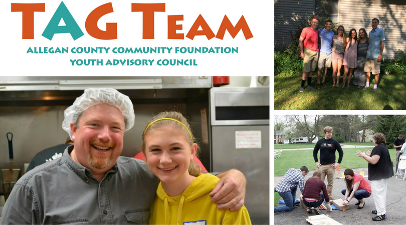 Allegan County Community Foundation TAG Team