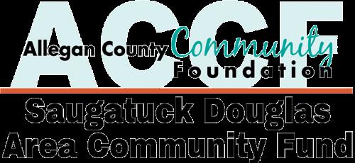 Saugatuck Douglas Area Community Fund logo