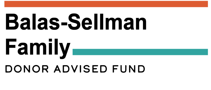 Balas-Sellman Family Fund Logo
