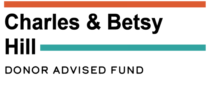 The Charles and Betsy Hill Donor-Advised Fund Logo