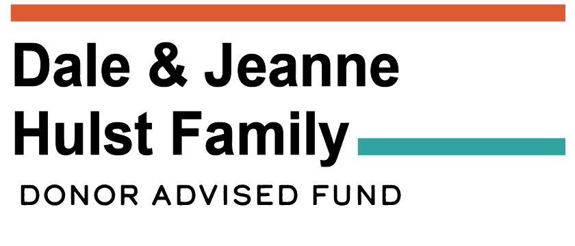 Dale and Jeanne Hulst Family Fund Logo