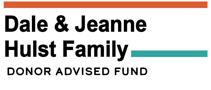 Dale and Jeanne Hulst FamilyFund Logo