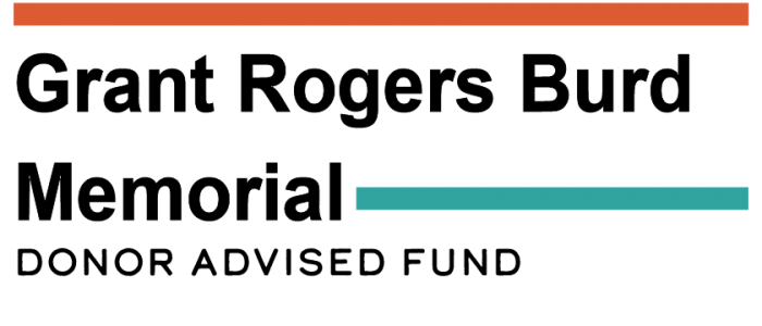 Grant Rogers Burd Memorial Fund Logo