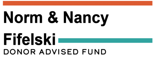 Norm and Nancy Fifelski Donor-Advised Fund Logo