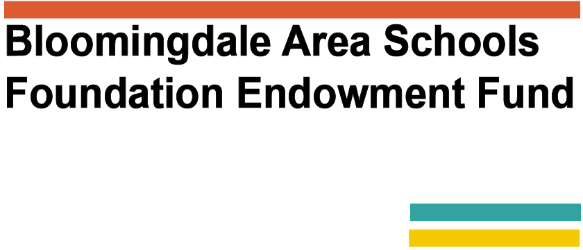 Bloomingdale Area Schools Foundation Endowment Fund logo