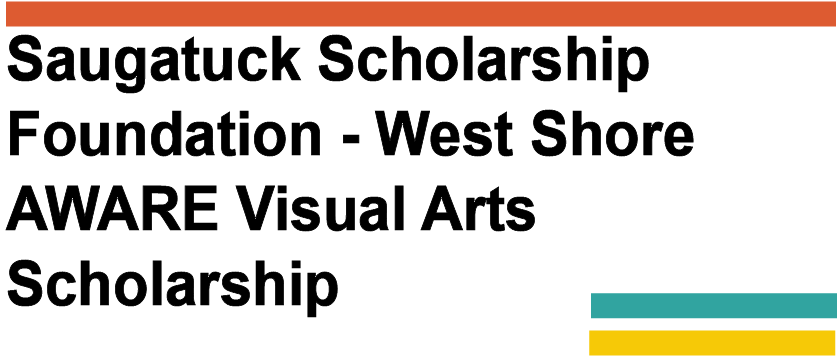 West Shore AWARE Visual Arts Scholarship logo