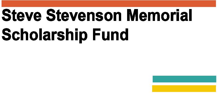 Steve Stevenson Memorial Scholarship Fund Logo