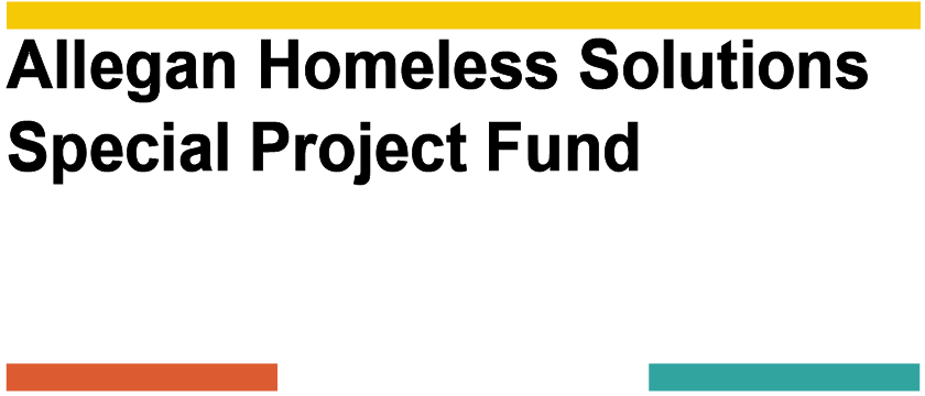 Allegan Homeless Solutions Special Project Fund Logo