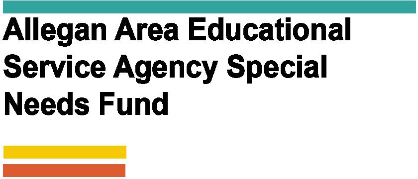 AAESA - Special Needs FUnd