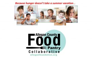 2021 Allegan County Food Pantry Collaborative Cereal Drive