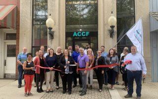 2021 ACCF RIbbon Cutting
